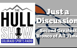 Discussion | Who is the Second Best Bronco of All Time.? #1 Is Undeniable.