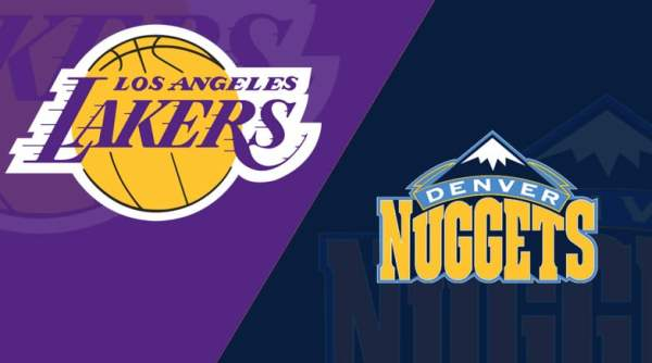 Lakers @ Nuggets – 2/12/2020