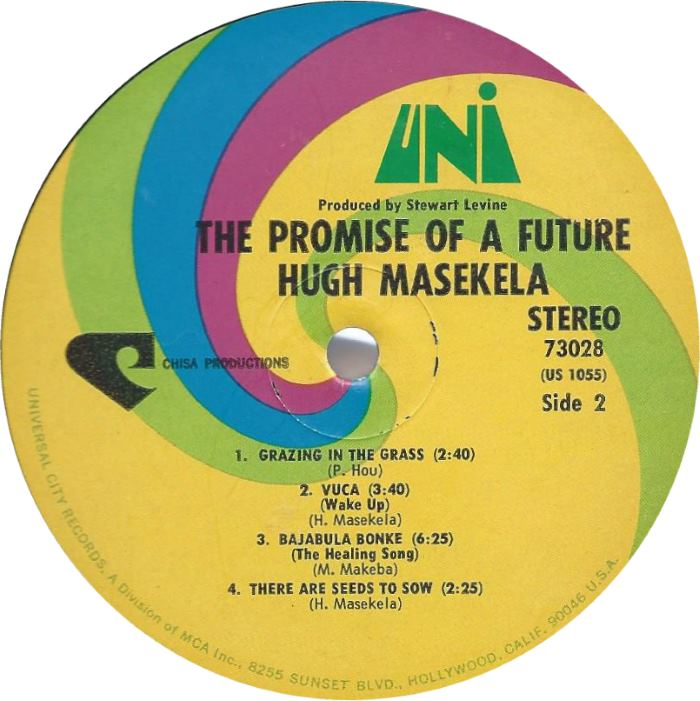 Promise of the Future,