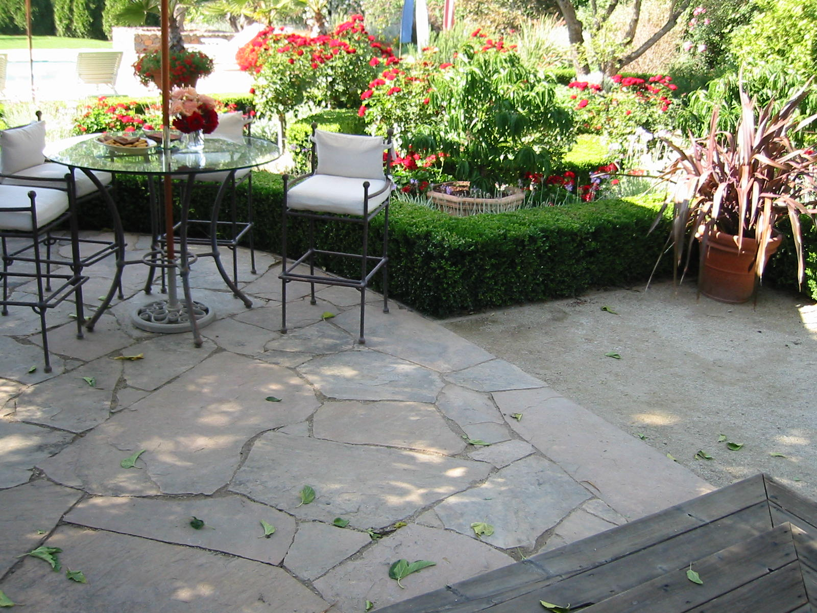 Decomposed Granite Paths and Patios | The Human Footprint on Decomposed Granite Backyard Ideas id=14964