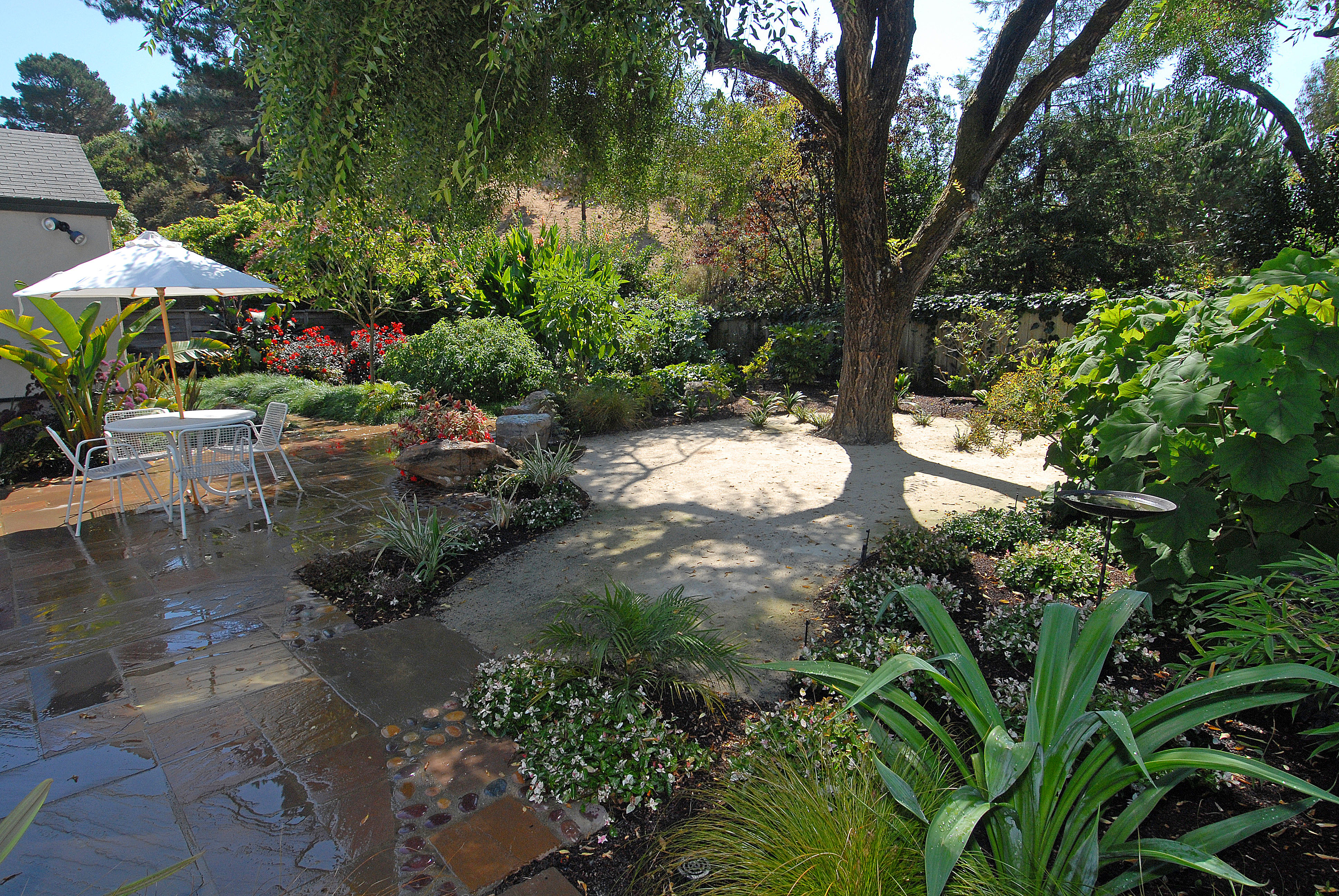 Concrete patio | The Human Footprint on Decomposed Granite Backyard Ideas id=65168