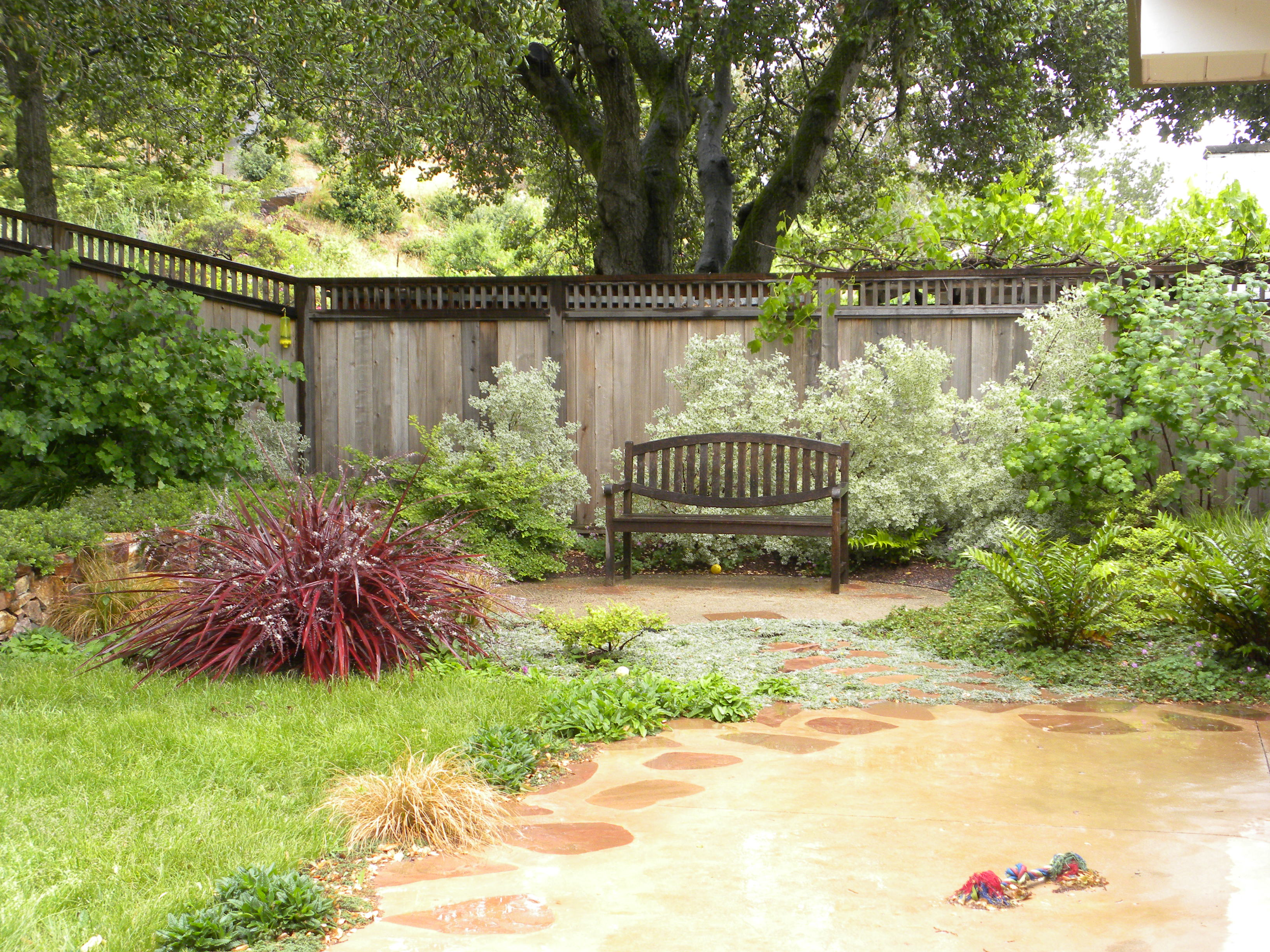 Decomposed Granite Paths and Patios | The Human Footprint on Decomposed Granite Backyard Ideas id=97414