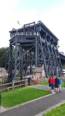 ...and sometimes complex. The Anderton Boat Lift, Cheshire