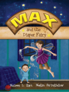 book cover max and the diaper fairy