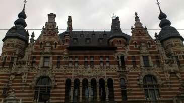 Art Nouveau ''triangle'' Antwerp