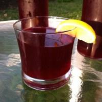 Senegal-Inspired Hibiscus Iced Tea