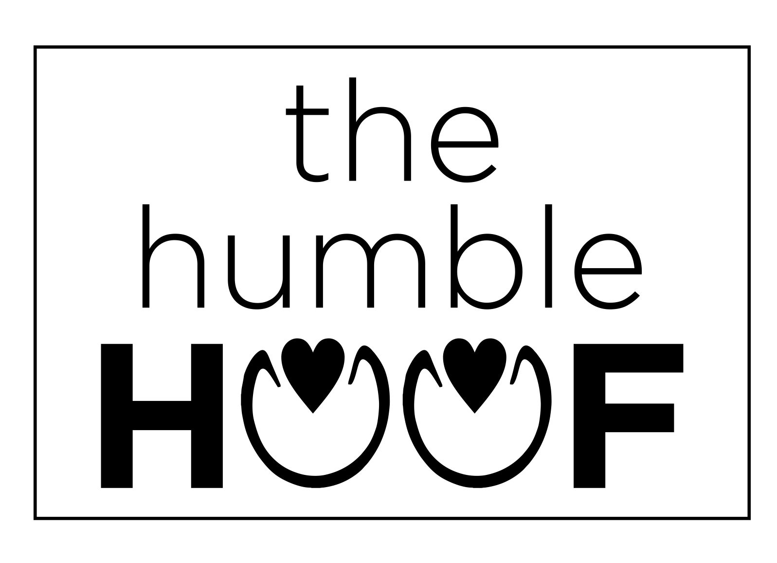 The Humble Hoof