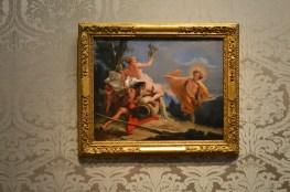Apollo Pursuing Daphne - Giovanni Battista Tiepolo