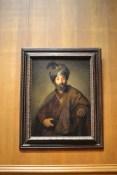 Man in a Oriental Costume - Rembrandt van Rijn