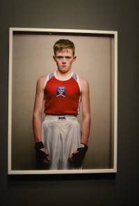American Portraiture Today   James, Post-Wirral Fight - Jona Franck