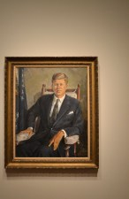 John Fitzgerald Kennedy - William Franklin Draper