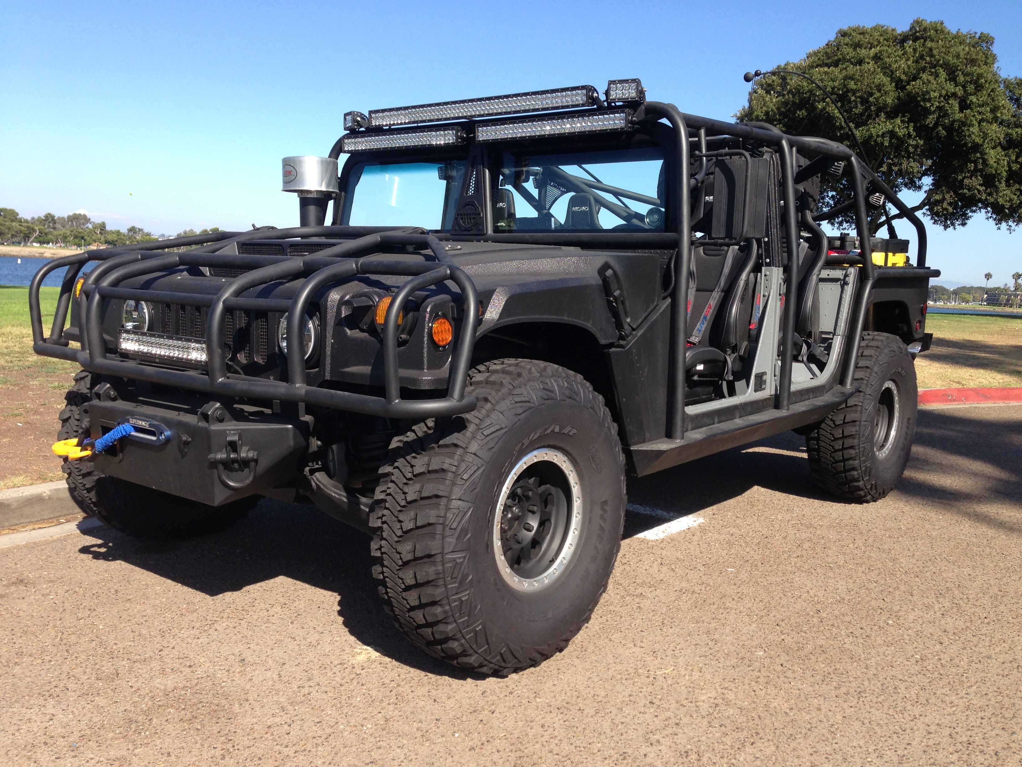For Sale— 2008 Alpha Ops HMMWV AT RV