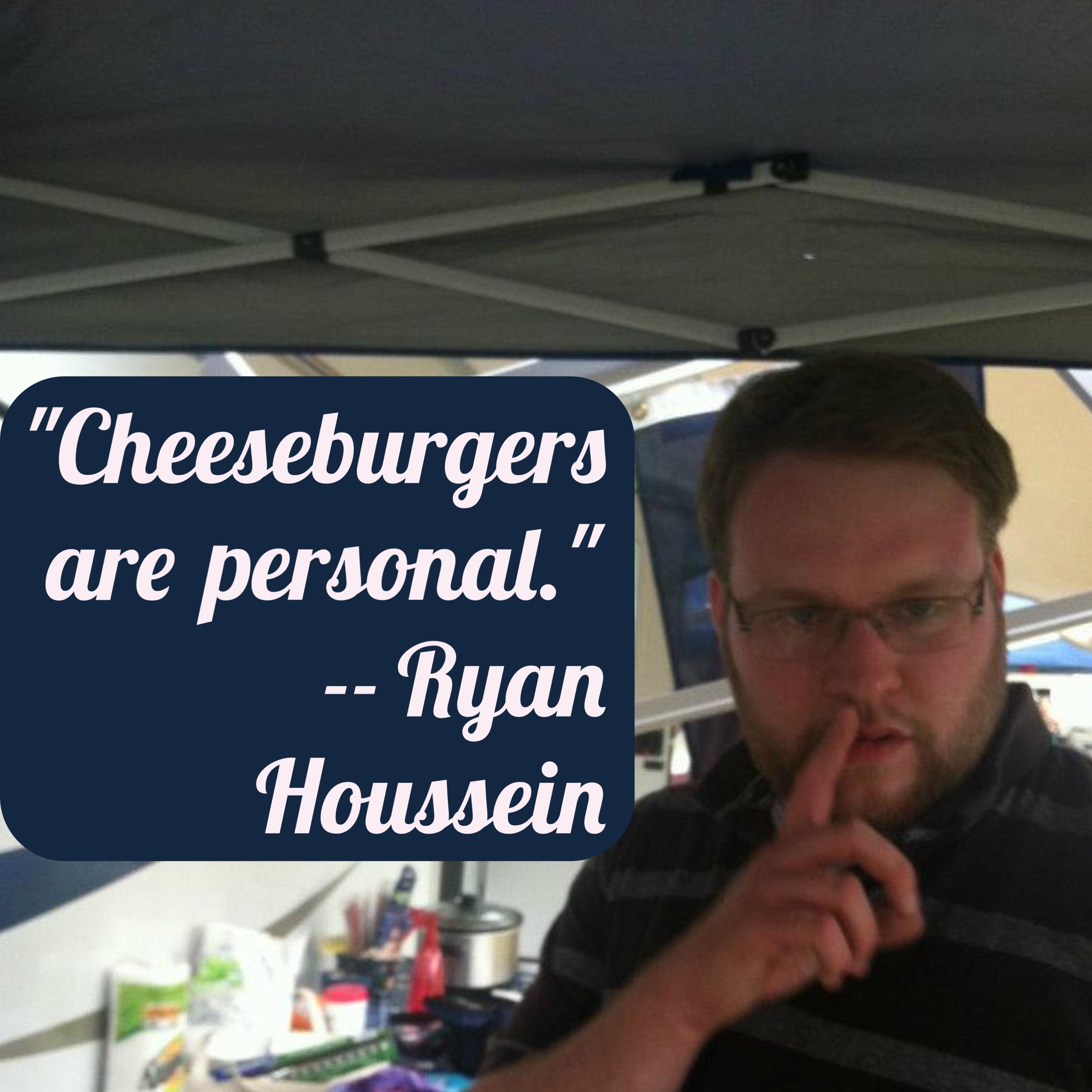 More Cheeseburgers