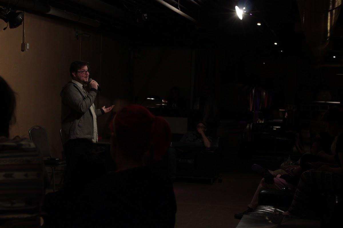 Me on Stage