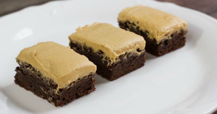 Sweet Inspiration:  Dulce de Leche Brownies