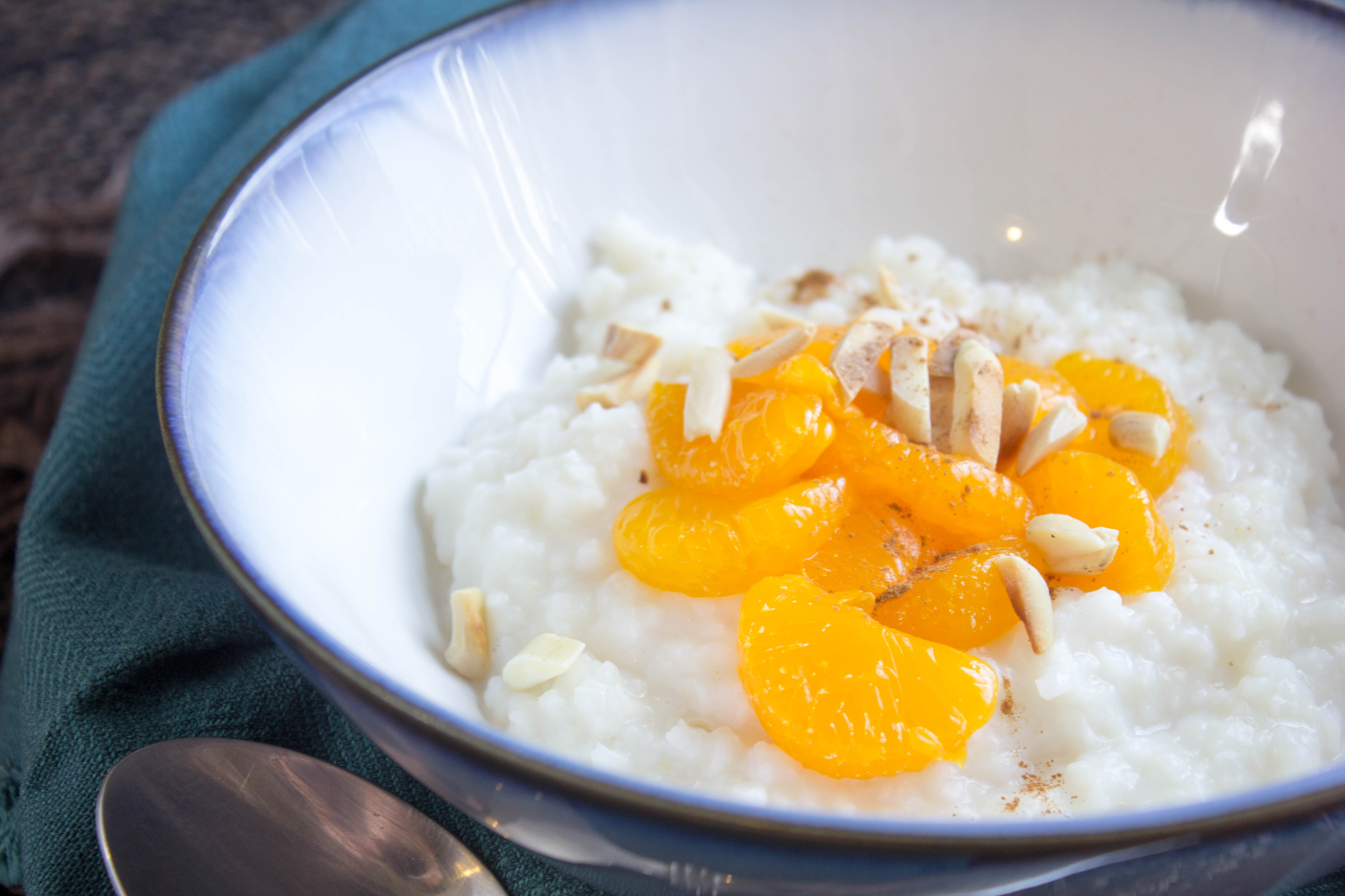 Sweet Slow Cooker Congee