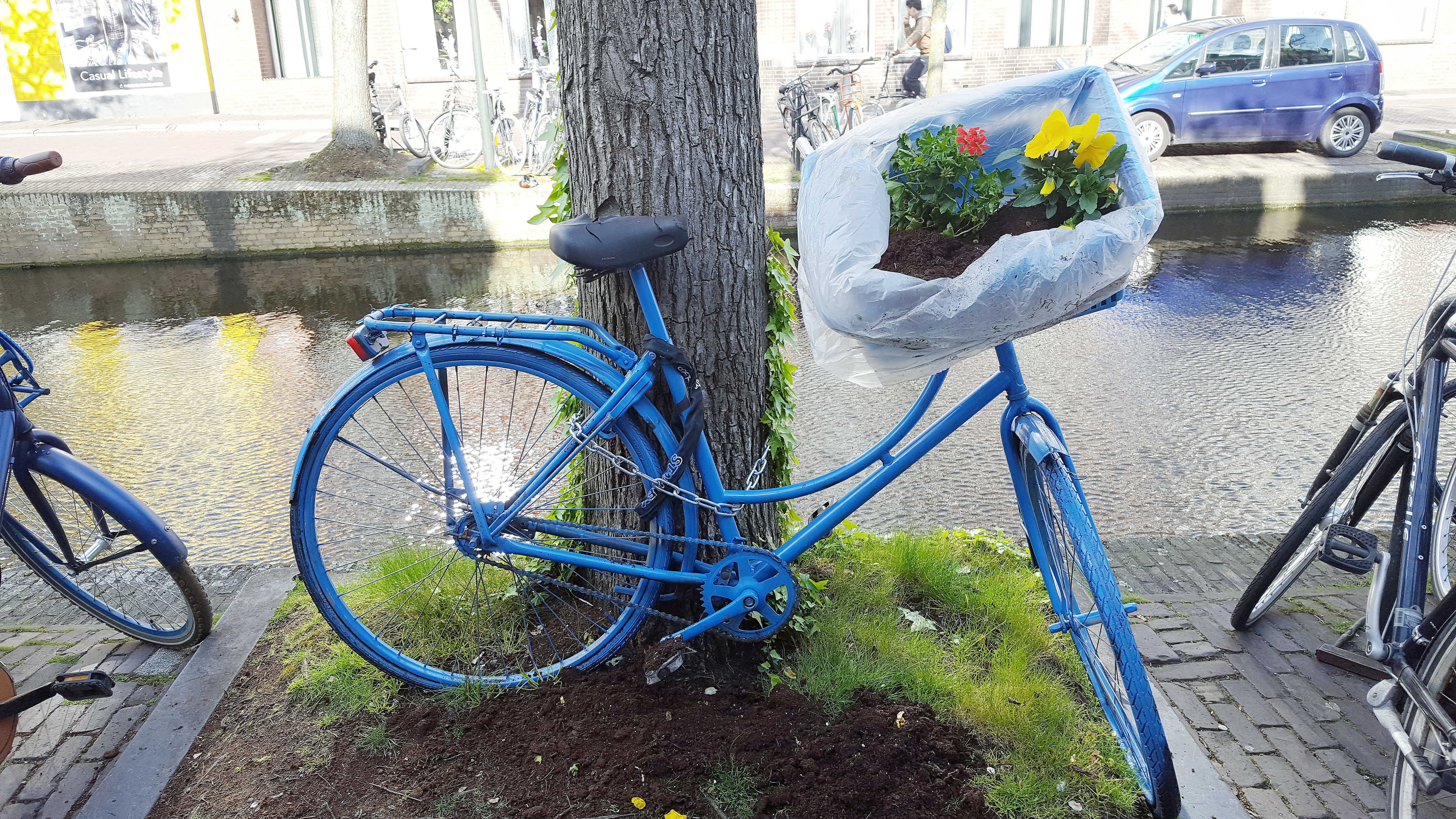 See the World: A Day in Delft