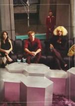 Katniss, Peeta & Portia