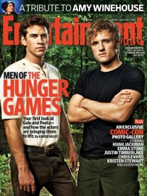 Hunger Games Entertainment Weekly