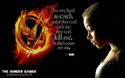 Quote Poster: Rue