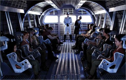 Movie Still: Tributes in a Hovercraft