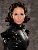 Katniss in a Chariot Outfit