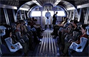 Movie Still: Tributes in Hovercraft