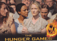 Photo: Mrs. Everdeen at The Reaping