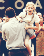 Movie Still: Gale Holding Prim
