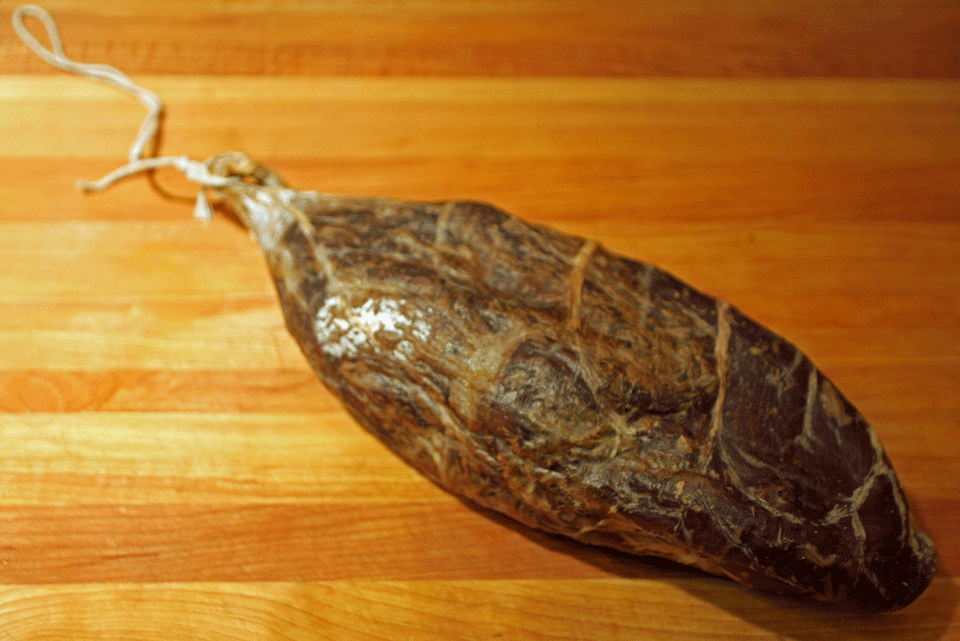 coppa-curing by Jason Price, Seattle