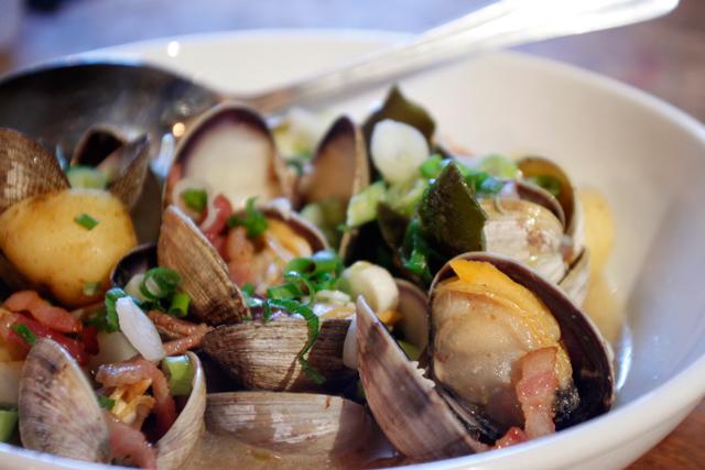 heong soon park clams