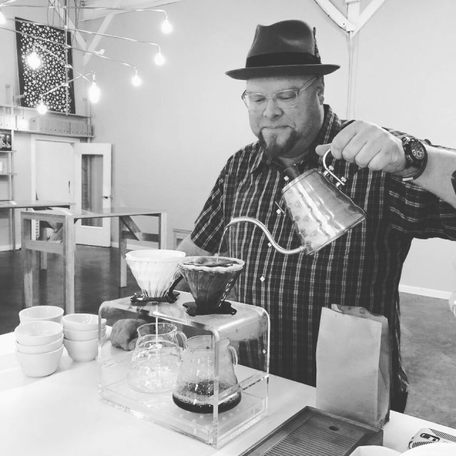 seattle coffee roaster scott mcmartin