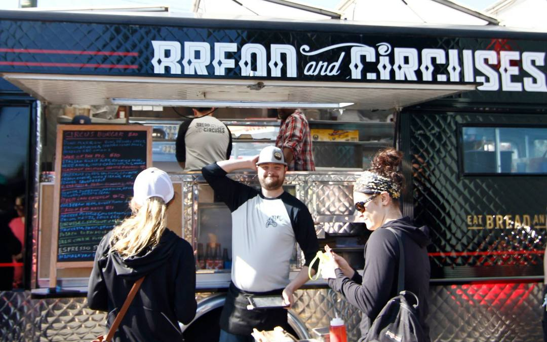 Seattle Food Trucks Boosted by Verizon