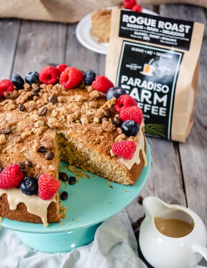 Paradiso Farm Honduras Coffee