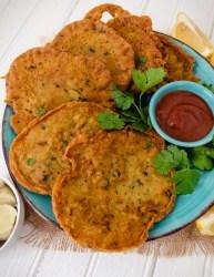 Vegan Bacalaitos