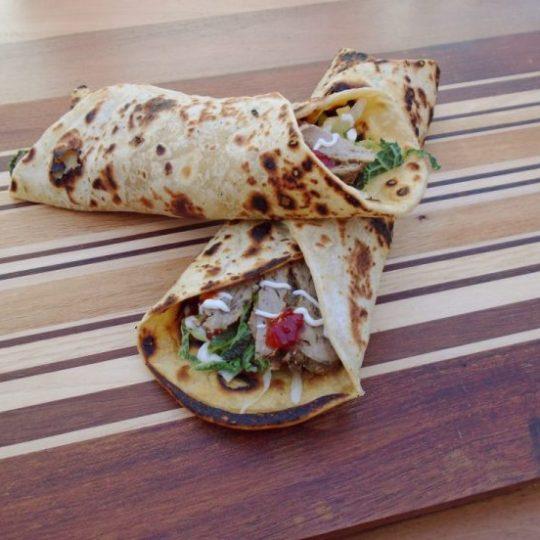 Takeaway Style Doner Kebab