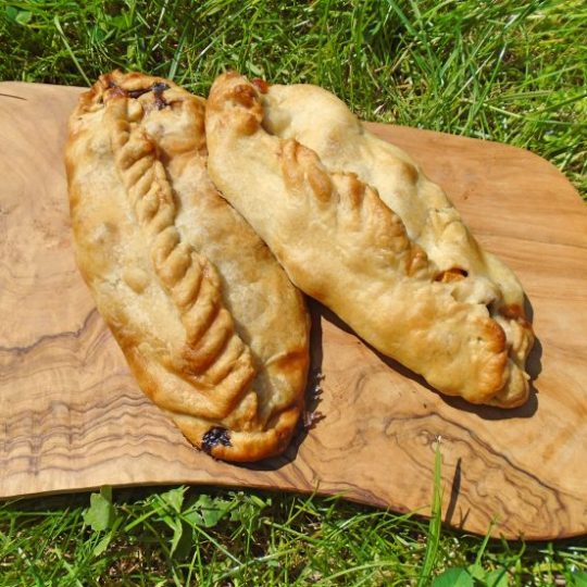 Proper Cornish Pasty