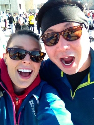 After the Turkey Trot