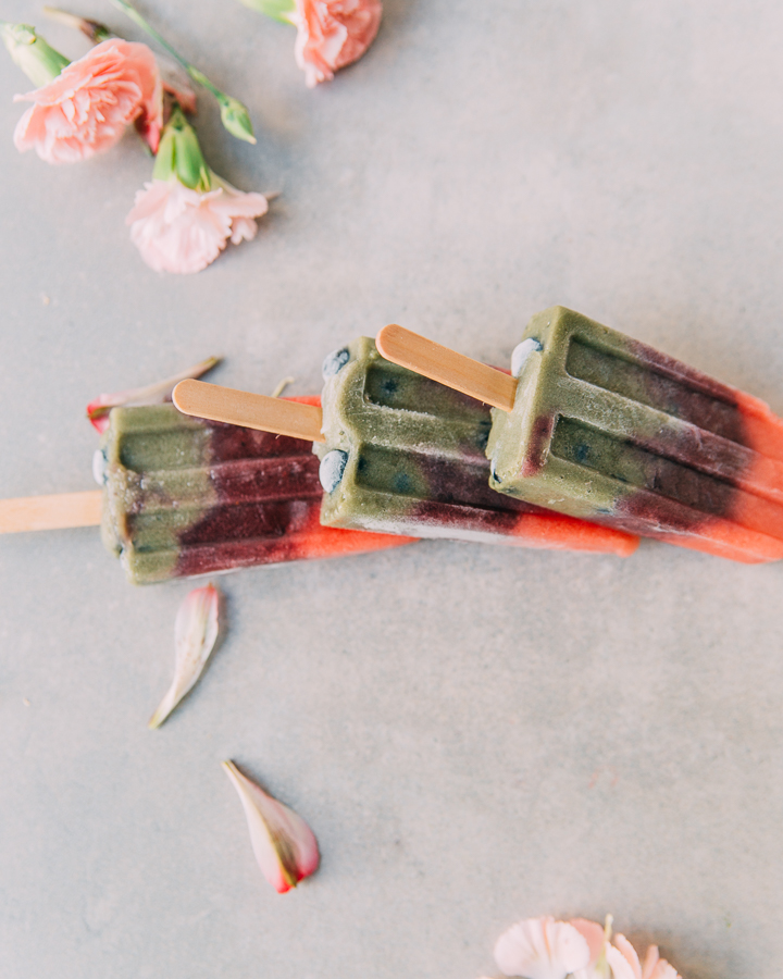 Hydrating Fruit Pops