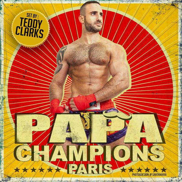 PAPA CHAMPIONS PARIS MIX – SET BY TEDDY CLARKS