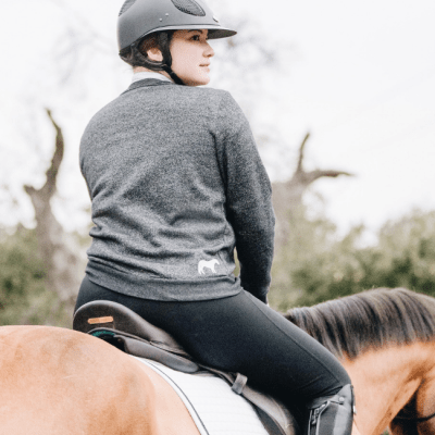 Getting Cozy with Gray & Bay Horse Co.