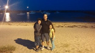 ray and kids beach shellharbour