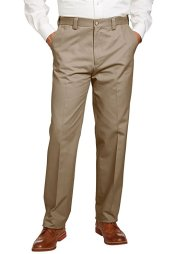 straight fit wrinkle chino for men