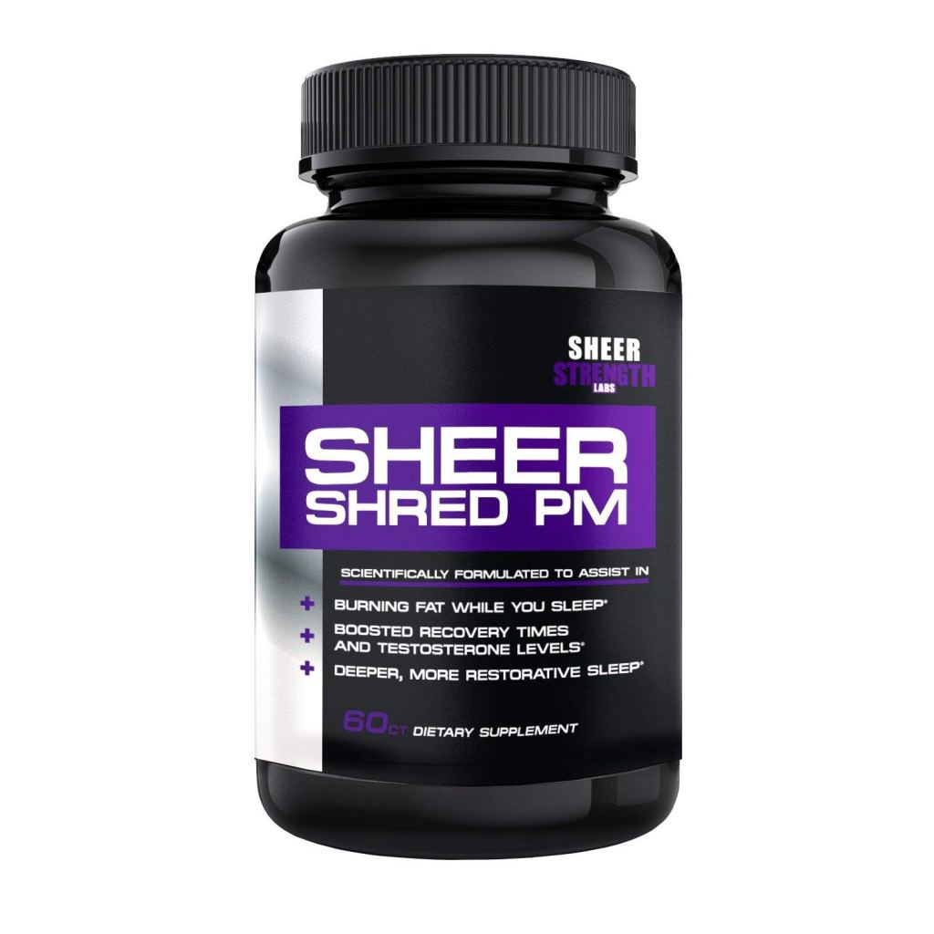 Shred PM Nightime Fat Burner