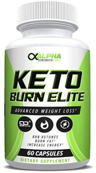 Keto Elite Fat Cutting Capsules