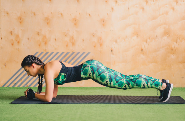 how to do plank to lose belly fat