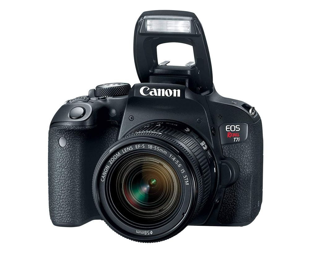 Canon EOS Rebel T-7i