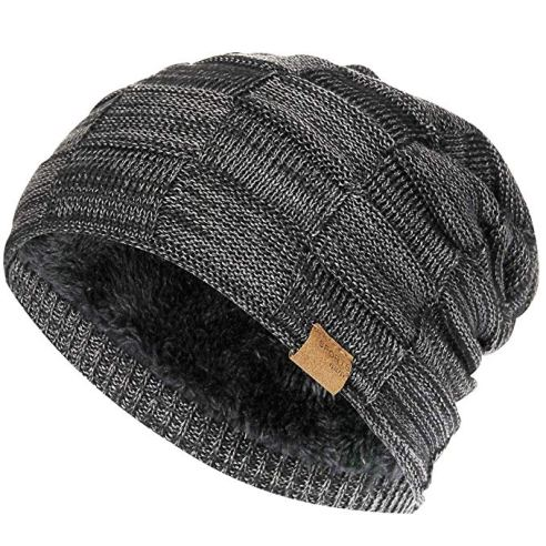 Vgogfly Slouchy Beanie for Men Winter Hats