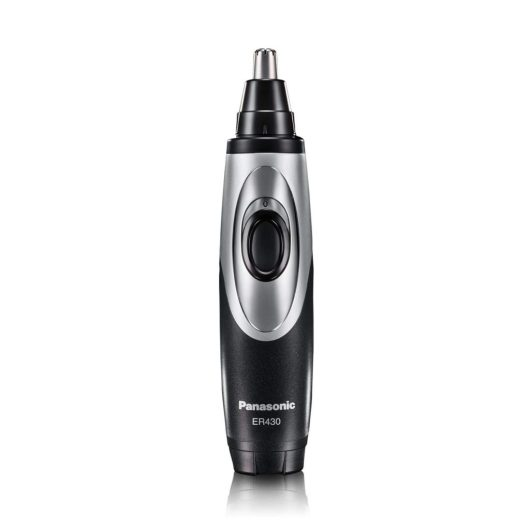 Panasonic ER430K Ear & Nose Hair Trimmer with Vacuum