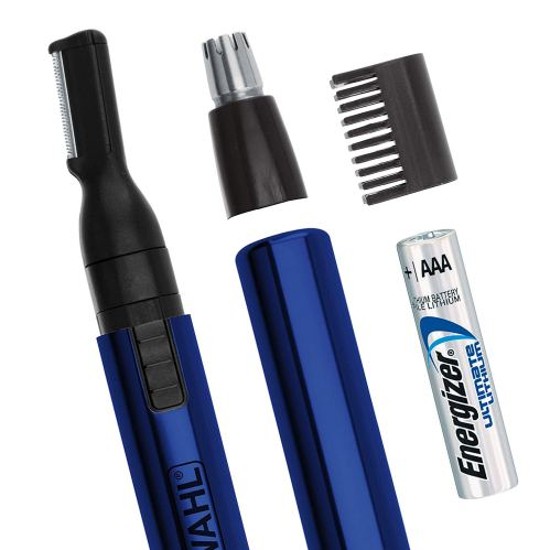 Wahl Lithium Micro Groomsman Nose & Ear Trimmer